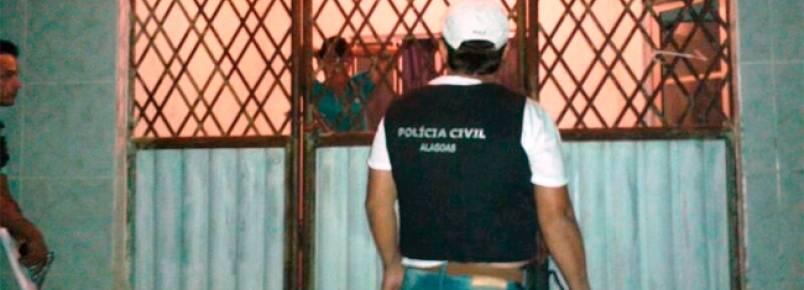 Polícia desarticula quadrilha de furto de animais no Sertão de AL.