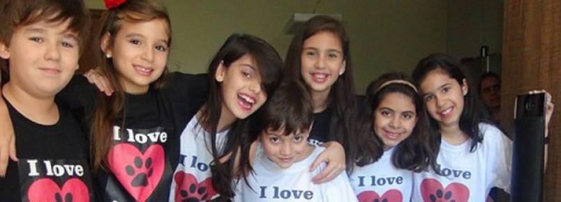 Crianças de Maceió criam ONG para ajudar animais abandonados