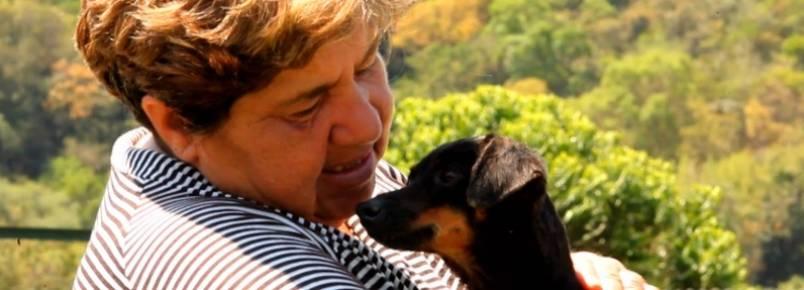 História de mulher que dedica a vida para cuidar de animais abandonados é narrada em websérie