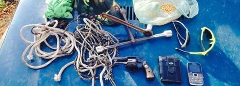 Polícia captura quadrilha especializada em roubar animais em fazendas do PI