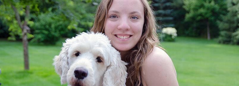 Porque os cachorros sentem amor por nós?