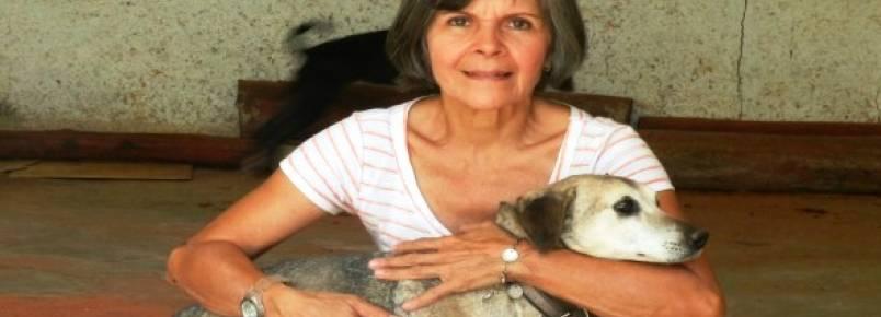Solidariedade: mulher supera dificuldades para criar mais de 90 animais na Posse