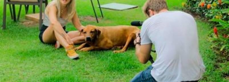 Antônia Fontenelle lança reality show e primeiro episódio fala sobre drama de saúde de seu cachorro Akil
