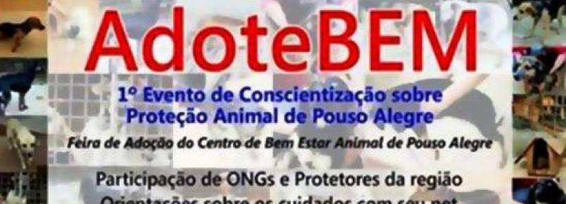 Pouso Alegre terá evento de conscientização sobre proteção aos animais