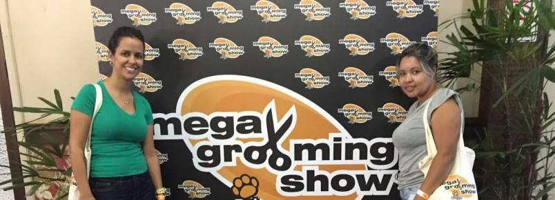 7ª Edição do Mega Grooming Show teve presença de representante da Clinvet de Itabira (MG)