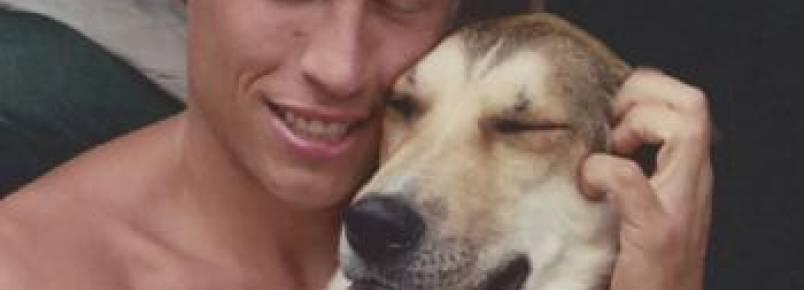 O fotógrafo Ben Moon fez uma homenagem emocionante para seu cão Denali