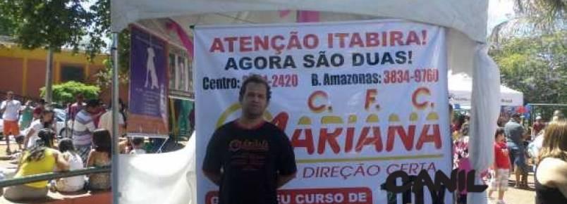 CFC Mariana fechou com o Encontro de Cães de Itabira