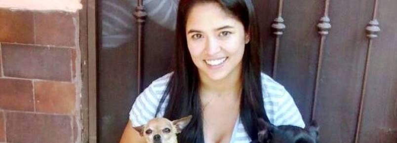 Conheçam Rubi. Uma jovem veterinária mexicana