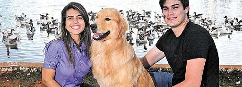 """Donos querem fazer """"cãominhada"""" em protesto contra veto a cães."""