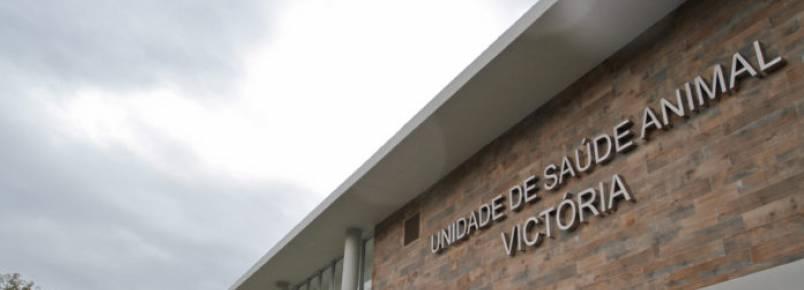 Entregues obras do Hospital Público Veterinário de Porto Alegre