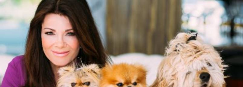 Lisa Vanderpump inaugura instituição que abriga e cuida de cães