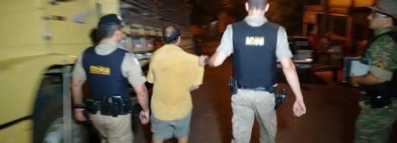 Caminhoneiro é preso no Santa Zita por transporte irregular de animais silvestres e domésticos