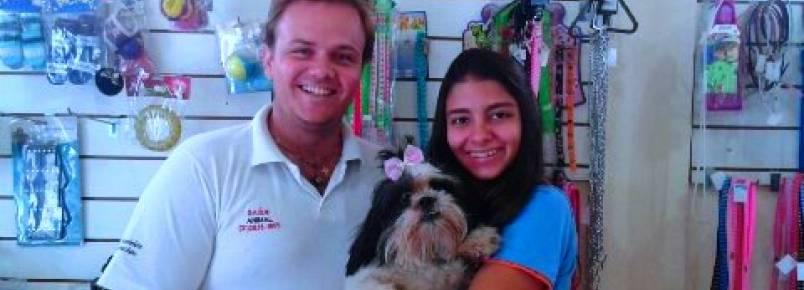 Dr. Bernard fechou com o Encontro de Cães de setembro