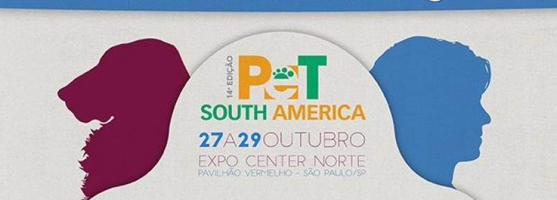4ª edição da Pet South America começa hoje