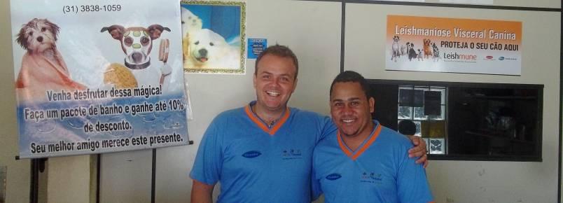 Site Canil Garra visita Saúde Animal em Sta. Maria hoje