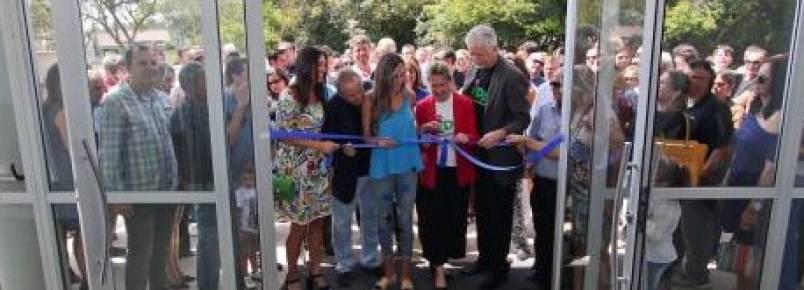 Unidade de Saúde Animal é inaugurada na Lomba do Pinheiro